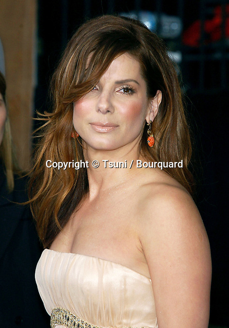 Sandra Bullock arriving at the 12th Annual Screen Actors Guild Awards® at the Shrine Auditorium In Los Angeles, Sunday January 29, 2006
