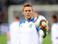 Robert Green of England