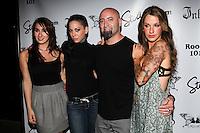 Todd Weinberger and guests attend Inked Magazine release party celebrating August issue, New York. July 17, 2012 © Diego Corredor/MediaPunch Inc. /NortePhoto.com<br /> **CREDITO*OBLIGATORIO** *No*Venta*A*Terceros*.*No*Sale*So*third* ***No*Se*Permite*Hacer Archivo***No*Sale*So*third*©Imagenes*con derechos*de*autor©todos*reservados*