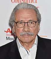 BEVERLY HILLS, CA - FEBRUARY 04: Edward James Olmos  attends the 18th Annual AARP The Magazine's Movies For Grownups Awards at the Beverly Wilshire Four Seasons Hotel on February 04, 2019 in Beverly Hills, California.<br /> CAP/ROT/TM<br /> &copy;TM/ROT/Capital Pictures