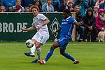13.07.2019, Parkstadion, Zell am Ziller, AUT, FSP, Werder Bremen vs. Darmstadt 98<br /> <br /> im Bild / picture shows <br /> <br /> Joshua Sargent (Werder Bremen #19)<br /> <br /> Foto © nordphoto / Kokenge