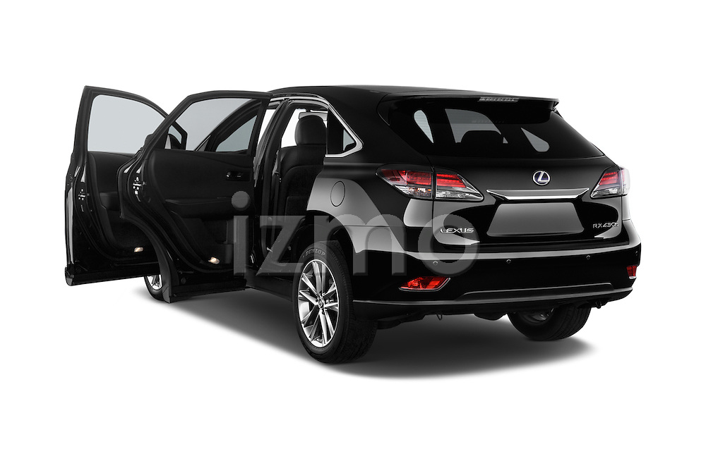 Car images of a 2015 Lexus RX F Sport 5 Door SUV 2WD Doors