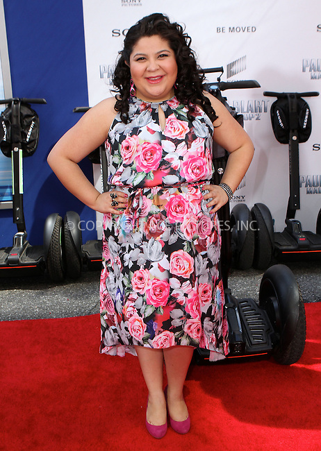 WWW.ACEPIXS.COM<br /> <br /> April 11 2015, New York City<br /> <br /> Raini Rodriguez arriving at the 'Paul Blart: Mall Cop 2' New York Premiere at AMC Loews Lincoln Square on April 11, 2015 in New York City.<br /> <br /> By Line: Nancy Rivera/ACE Pictures<br /> <br /> <br /> ACE Pictures, Inc.<br /> tel: 646 769 0430<br /> Email: info@acepixs.com<br /> www.acepixs.com