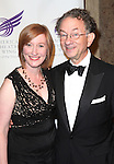 Heather Hitchens & William Ivey Long attends the American Theatre Wing's annual gala at the Plaza Hotel on Monday Sept. 24, 2012 in New York.