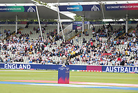A general view before Australia vs England, ICC World Cup Semi-Final Cricket at Edgbaston Stadium on 11th July 2019