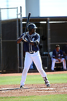 Franmil Reyes - San Diego Padres 2016 spring training (Bill Mitchell)