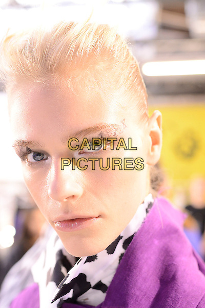 AGANOVICH<br /> Paris Fashion Week, Ready to Wear,Spring Summer 2016, Paris, France September 30, 2015.<br /> CAP/GOL<br /> &copy;GOL/Capital Pictures
