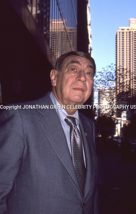 Howard Cosell by Jonathan Green