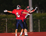 Highlights from St. Martin's vs Country Day played on October 2, 2009 at Tony Porter Field on the St. Martin's Campus. Country Day was victorious 15-8.