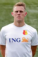 HAREN - Voetbal, Presentatie Be Quick, Derde Divisie, seizoen 2017-2018, 04-07-2018, Martijn Delger