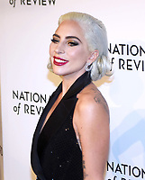 NEW YORK, NEW YORK - JANUARY 08: Lady Gaga attends the 2019 National Board Of Review Gala at Cipriani 42nd Street on January 08, 2019 in New York City. <br /> CAP/MPI/IS/JS<br /> &copy;JS/IS/MPI/Capital Pictures
