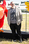 "Alex de la Iglesia during the presentation of the film ""Angry Birds"" at Hipodromo de Zarzuela in Madrid. April 25,2016. (ALTERPHOTOS/Borja B.Hojas)"