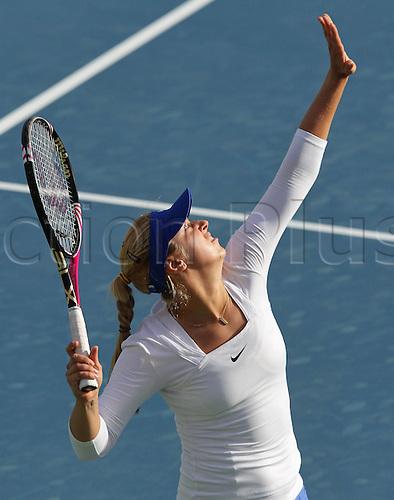 23 02 2012  Dubai United Arab Emirates.  2012 WTA Tennis Tournament International Series Dubai Tennis stadium.   Sabine Lisicki ger