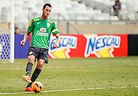 BELO HORIZONTE, MINAS GERAIS, 22 DE ABRIL 2013 - TREINO SELEÇÃO BRASILEIRA DE FUTEBOL - Rever jogador da seleção brasileira de futebol durante sessão de treinamento na Minas Arena (Mineirão), na tarde desta terça-feira, 22. Amanhã o Brasil enfrenta o Chile no mesmo local. FOTO: WILLIAM VOLCOV / BRAZIL PHOTO PRESS.