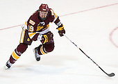Max Tardy (Duluth - 19) - The Boston College Eagles defeated the University of Minnesota Duluth Bulldogs 4-0 to win the NCAA Northeast Regional on Sunday, March 25, 2012, at the DCU Center in Worcester, Massachusetts.