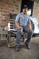 Barcarena, Pará, Brasil. Policia. Retranca: Arivaldo Moraes/ Lider Comunitário. Gancho: Repercurssão das comunidades que foram atingidas por degetos da mineradora Hydro.  Local:  - Barcarena. Data: 08/03/2018. Foto: Mauro Ângelo Ângelo/ Diário do Pará.
