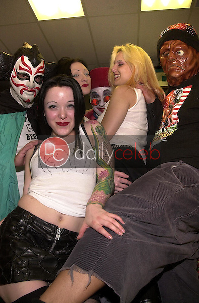 Sgt. Kabukiman, Tromettes Anna Lynn, Damiana and Dementia, Count Smokula and the Toxic Avenger