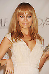"GLENDALE, CA - AUGUST 29: Nicole Richie poses for her New Fragrance Launch For ""Nicole"" At Macy's Glendale Galleria on August 29, 2012 in Glendale, California. ."