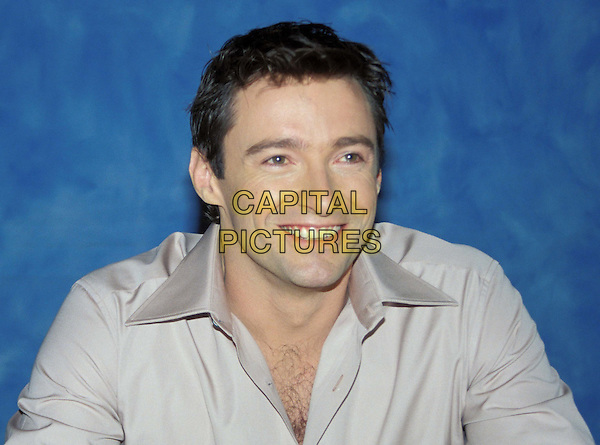 HUGH JACKMAN.Editorial Use Only.headshot portrait.Ref:11523.CAP/AWFF.Supplied by Capital Pictures