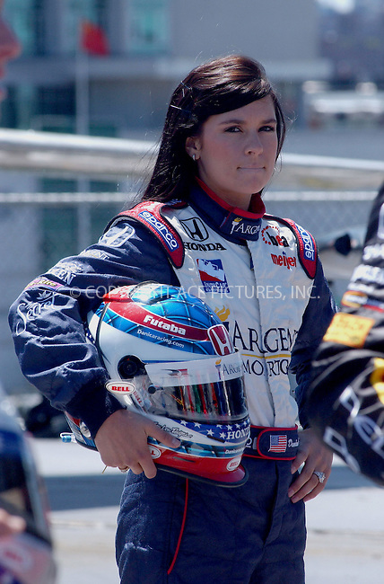 WWW.ACEPIXS.COM . . . . . ....NEW YORK, MAY 22, 2006....Danica Patrick at the 2006 Indianapolis 500 Starting Lineup visiting NYC.....Please byline: KRISTIN CALLAHAN - ACEPIXS.COM.. . . . . . ..Ace Pictures, Inc:  ..(212) 243-8787 or (646) 679 0430..e-mail: picturedesk@acepixs.com..web: http://www.acepixs.com