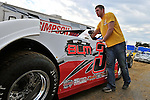 Feb 07, 2011; 2:35:34 PM; Gibsonton, FL., USA; The Lucas Oil Dirt Late Model Racing Series running The 35th annual Dart WinterNationals at East Bay Raceway Park.  Mandatory Credit: (thesportswire.net)