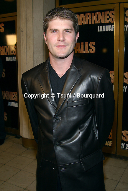 "Jonathan Libesman (director) arriving at the premiere of ""Darkness Falls"" at the Mann National Theatre in Los Angeles. January 22, 2003.           -            LiebesmanJonathan_dir030.jpg"