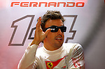 Fernando Alonso (ESP),  Scuderia Ferrari<br /> for the complete Middle East, Austria & Germany Media usage only!<br />  Foto © nph / Mathis