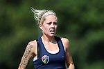 CARY, NC - AUGUST 17: Denise O'Sullivan. The North Carolina Courage held a training session on August 17, 2017, at WakeMed Soccer Park Field 3 in Cary, NC.