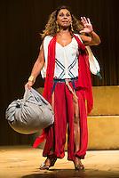 """Lolita during theater play """"La Asamblea de las Mujeres"""" at Teatro La Latina in Madrid. August 23 2016. (ALTERPHOTOS/Borja B.Hojas) /NORTEPHOTO.COM"""