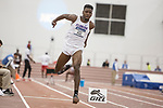 COLLEGE STATION, TX - MARCH 11: Clayton Brown of Florida competes in the triple jump during the Division I Men's and Women's Indoor Track & Field Championship held at the Gilliam Indoor Track Stadium on the Texas A&M University campus on March 11, 2017 in College Station, Texas. (Photo by Michael Starghill/NCAA Photos/NCAA Photos via Getty Images)