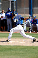 Keoni Ruth - San Diego Padres - 2009 spring training.Photo by:  Bill Mitchell/Four Seam Images