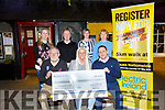 Tralee Darkness into Light presents a cheque for &euro;41,198.97 to Pieta House in the Brogue Inn<br /> Seated l to r: Martin Brosnan, Marilyn O&rsquo;Shea and Aidan O&rsquo;Sullivan.<br /> Back l to r:  Stephanie Turner, Con O&rsquo;Connor, Ann Leahy O&rsquo;Shea and Patricia Turner.