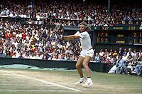Wimbledon Championships London England 01/07/1980<br /> Bjorn Borg (Sweden)<br /> Photo Roger Parker Fotosports International