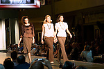 A fashion show in Las Vegas, Nevada, NV, Las Vegas, city, entertainment, Fashion Show at Fashion Show Mall, no model release, models, runway, Photo nv277-18050..Copyright: Lee Foster, www.fostertravel.com, 510-549-2202,lee@fostertravel.com
