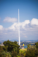 Flagstaff Hill, Russell, Bay of Islands, Northland Region, North Island, New Zealand