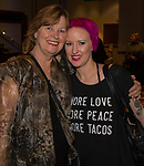 Brenda Strickland and Amanda Bauaro at the IMomSoHard show on Saturday, March 3, 2018 at the Silver Legacy Resort Casino.