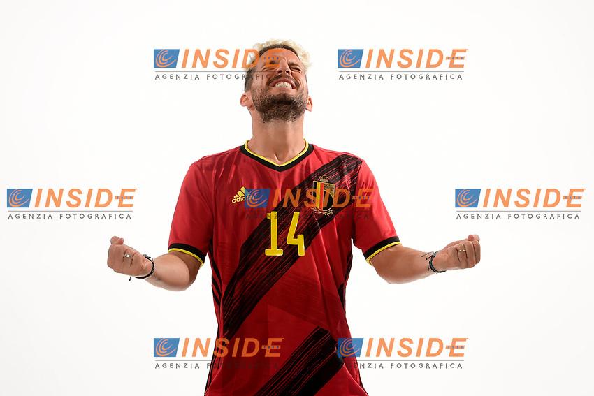 Dries Mertens forward of Belgium  <br /> Tubize 12/11/2019 <br /> Calcio presentazione della nuova maglia della Nazionale del Belgio <br /> Photo De Voecht  Kalut/Photonews/Panoramic/insidefoto<br /> ITALY ONLY