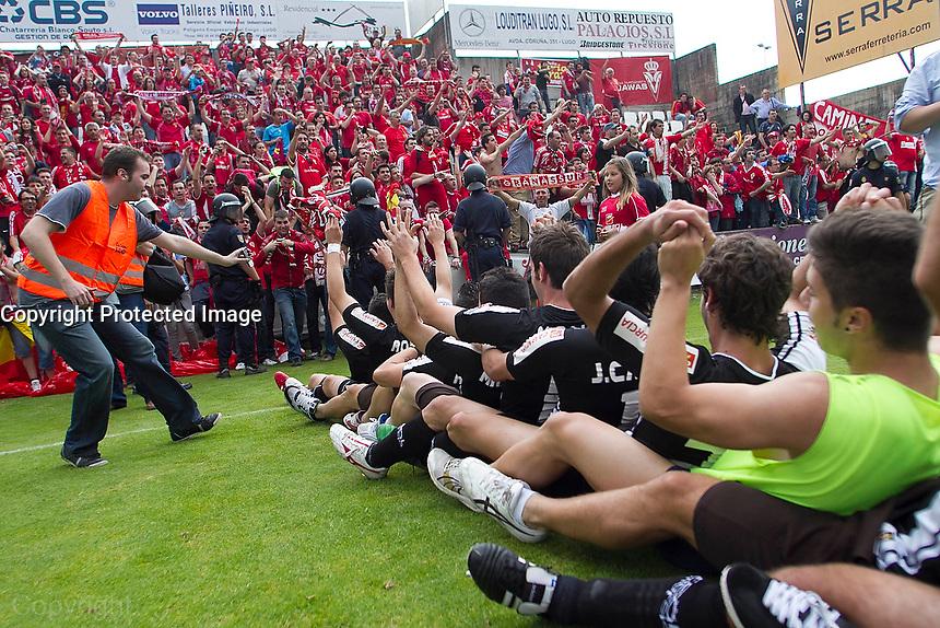 fecha:29-05-2011 Lugo-Murcia