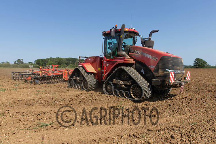22.6.2020 Cultivation fallow ground  <br /> ©Tim Scrivener Photographer 07850 303986<br />      ....Covering Agriculture In The UK.