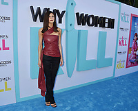 """BEVERLY HILLS, CA - AUGUST 07: Alexandra Daddario attends the LA Premiere of CBS All Access' """"Why Women Kill"""" at Wallis Annenberg Center for the Performing Arts on August 07, 2019 in Beverly Hills, California.<br /> CAP/ROT<br /> ©ROT/Capital Pictures"""