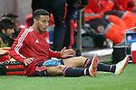 FC Bayern Munchen's Thiago Alcantara during Champions League 2015/2016 Semi-Finals 1st leg match. April 27,2016. (ALTERPHOTOS/Acero)