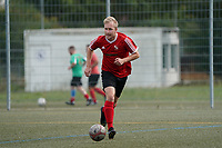 Julian Petri (TSG Worfelden) - 06.09.2020: Spiel der Woche - TSG Worfelden vs. SG DJK Eintracht Rüsselsheim, B-Liga