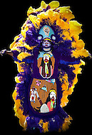 Mardi Gras Indians @ Super Sunday 2011!