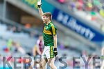 Brian Friel Kerry in action against  Galway in the All Ireland Minor Football Final in Croke Park on Sunday.