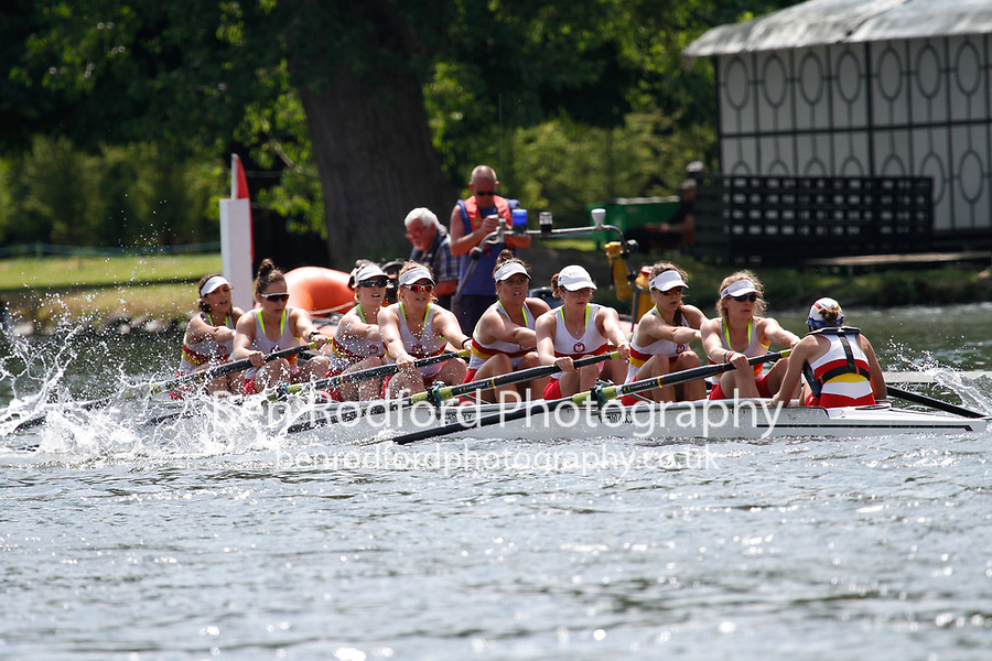 Race: 359 Event: C8 Final - Cantabrigian RC  vs Tideway Sc Sch <br /> <br /> Henley Women's Regatta 2017<br /> <br /> To purchase this photo, or to see pricing information for Prints and Downloads, click the blue 'Add to Cart' button at the top-right of the page.