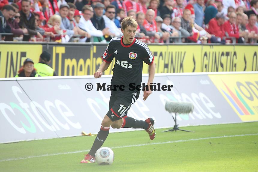 Stefan Kießling (Bayer) 1. FSV Mainz 05 vs. Bayer 04 Leverkusen, Coface Arena, 6. Spieltag