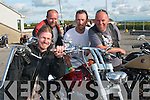 at the bike show in Lisselton on Saturday