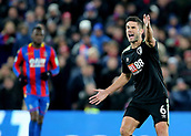 9th December 2017, Selhurst Park, London, England; EPL Premier League football, Crystal Palace versus Bournemouth; Andrew Surman of Bournemouth shouts instructions to his defence