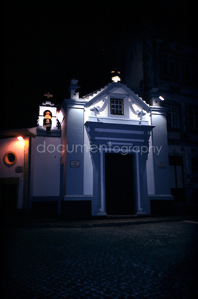 Little church in Azores..copyright: Magali Corouge / Documentography