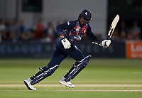 Daniel Bell-Drummond bats for Kent during Kent Spitfires vs Surrey, Vitality Blast T20 Cricket at the St Lawrence Ground on 23rd August 2019